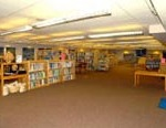 New Library Welcoming and spacious